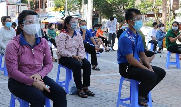 7月2日中午越南新增170例本土病例 hinh anh 1