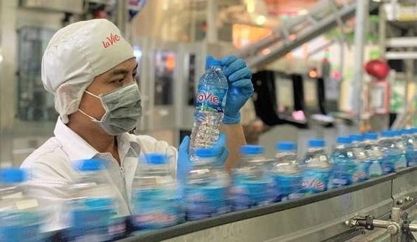 越南雀巢与La Vie加强水资源管理合作 hinh anh 1