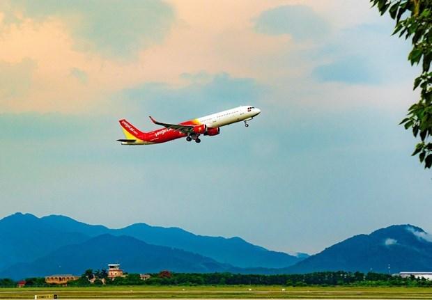 7月7日越捷推出大规模促销活动 从河内起飞的乘客可享受 77% 的折扣 hinh anh 2