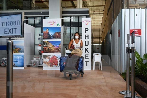 """泰国普吉岛""""沙盒计划""""吸引近8000个入境证书申请 hinh anh 1"""