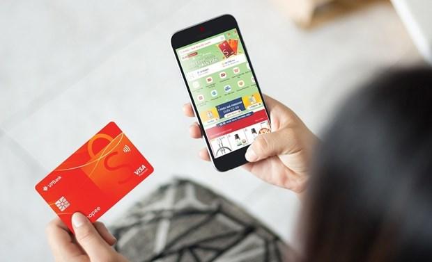 维萨与莫卡合作推动在线购物与数字化货币支付方式 hinh anh 1