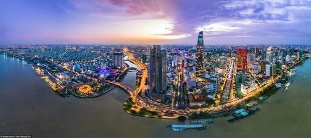 越南两个旅游线路进入全球25个最佳旅行体验 hinh anh 2