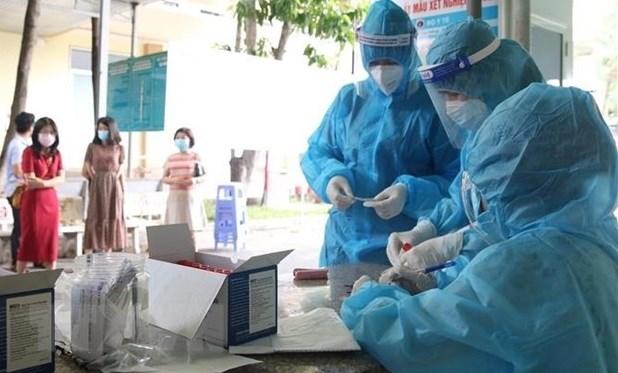 新冠肺炎疫情:河内市加大对从疫情发生地返回人员管理力度 防范疫情侵入 hinh anh 1