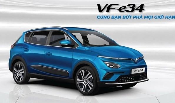越南修改特殊消费税法相关规定 鼓励越南电气化汽车的发展 hinh anh 1