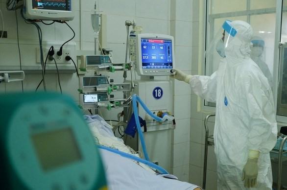新冠肺炎疫情:越南新增3例死亡病例 均为严重基础性疾病患者 hinh anh 1