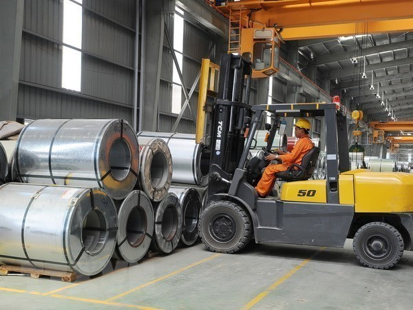 印尼终止对原产于越南的镀铝锌涂层钢产品实施反倾销措施 hinh anh 1