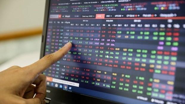 越南股市:6月HNX成交额大幅上涨 hinh anh 1