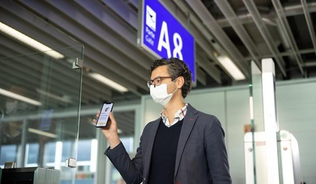"""越航正式试行 """"电子健康护照"""" hinh anh 1"""