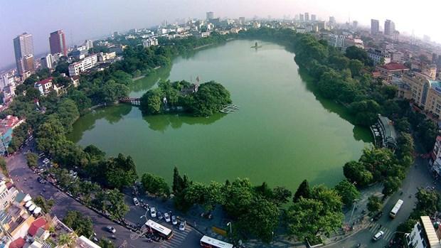 法国与越南联合开发绿色空间和扩建步行空间 hinh anh 1
