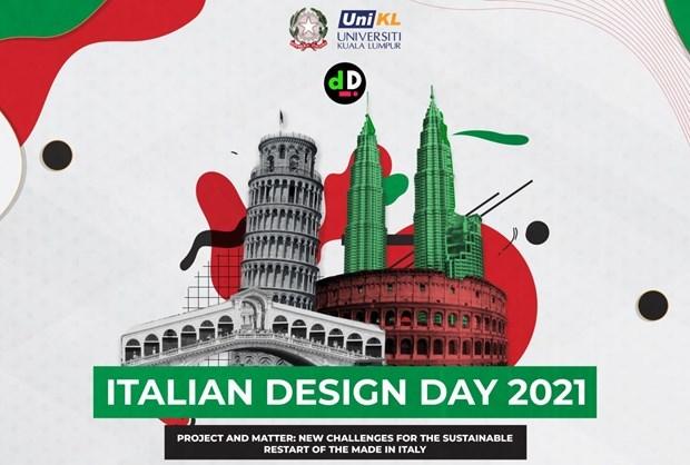 """第五届""""意大利设计日""""在越南举行 hinh anh 1"""