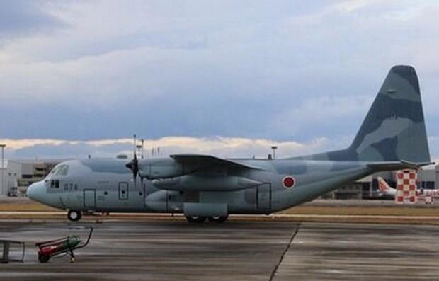 日本和菲律宾举行人道主义救援联合演练 hinh anh 1