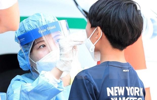 新冠肺炎疫情:7月9日上午越南新增确诊病例423例 其中胡志明市350例 hinh anh 1