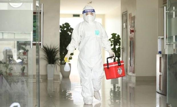 7月9中午越南报告新增609例新冠肺炎确诊病例 hinh anh 1