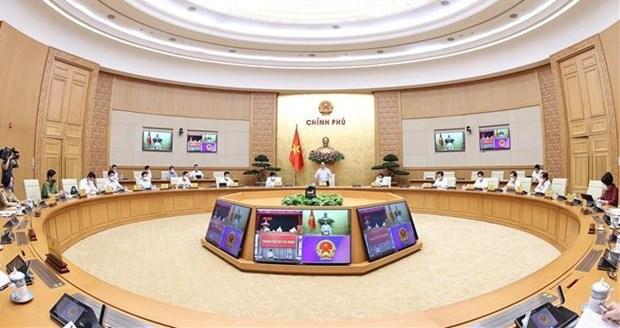 政府总理范明政:胡志明市实施社交距离措施 但需保障居民生活秩序稳定 hinh anh 2