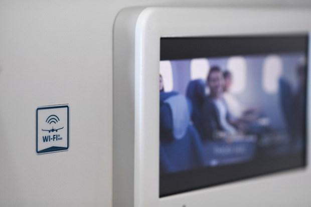 Viettel将为越航乘客提供空中地互联网服务 hinh anh 1