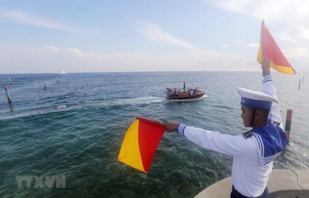 在东海问题上任何国家都不得凌驾于法律之上 hinh anh 2