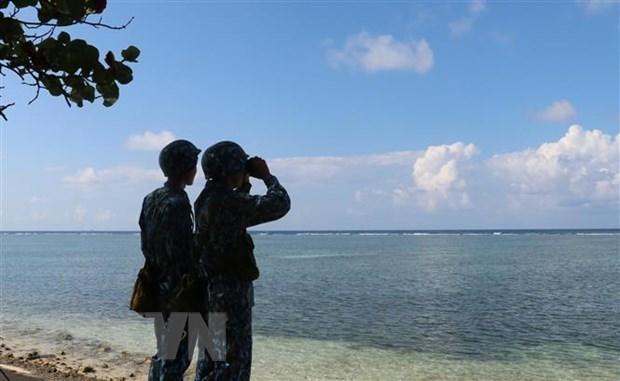 越南支持通过外交和法律程序解决东海争端 hinh anh 1