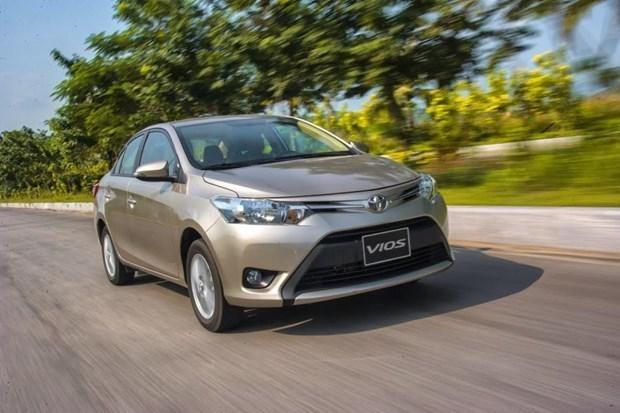 2021年上半年越南汽车销量同比增长40% hinh anh 1