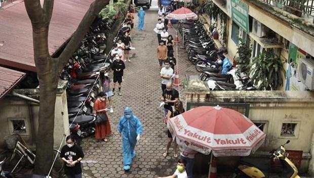 世卫组织驻越南首席代表:越南采取强硬措施抗击新冠肺炎疫情 hinh anh 1