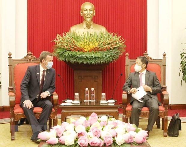 促进越南与澳大利亚经贸合作 hinh anh 1