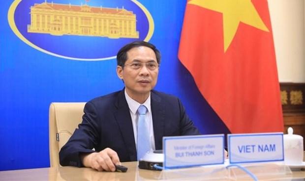 越南外交部部长裴青山出席不结盟运动部长级会议 hinh anh 1