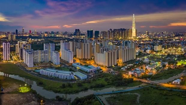 为胡志明市的发展作出贡献的模范海外侨胞获推崇 hinh anh 1