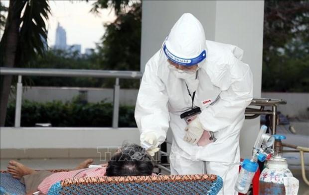 胡志明市要求各所医院为收治新冠患者做好准备 hinh anh 1