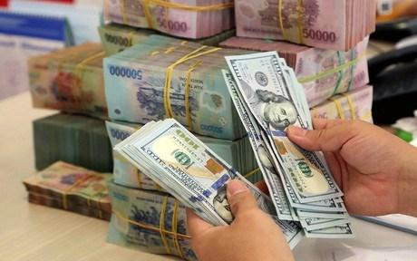7月16日上午越盾对美元汇率中间价上调11越盾 hinh anh 1