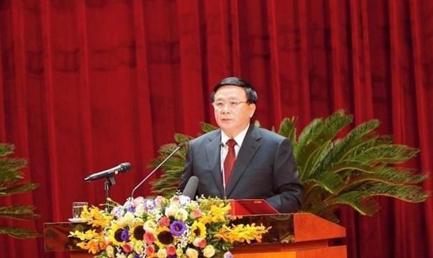 广宁省继续统筹增长模式创新与经济结构重组 hinh anh 1