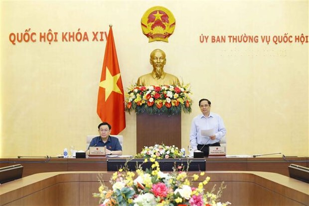 国会主席王廷惠:缩短第十五届国会第一次会议召开时间 保障会议绝对安全 hinh anh 2