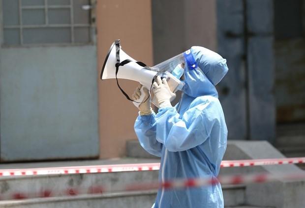 """政府总理指导在胡志明市成立7个""""防疫特别工作组"""" hinh anh 1"""