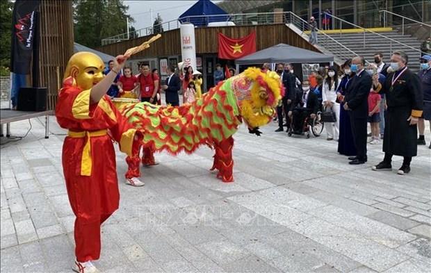越南文化节第二次亮相法国 hinh anh 2