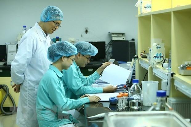 越南拟成立国家疫苗研究院 hinh anh 1