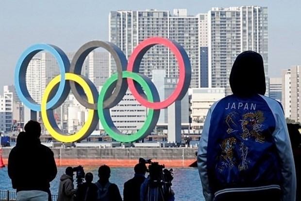东京奥运会因疫情无海外观众 在日越南企业深受影响 hinh anh 1