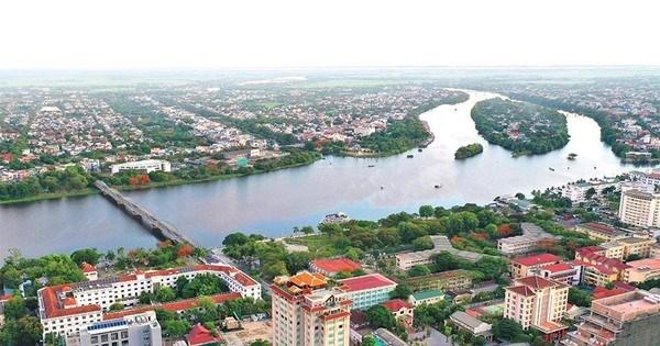 2021年上半年承天顺化省地区生产总值增长5.64% hinh anh 1