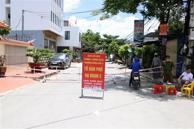 海防市自7月21日0时起暂停多项活动 hinh anh 1