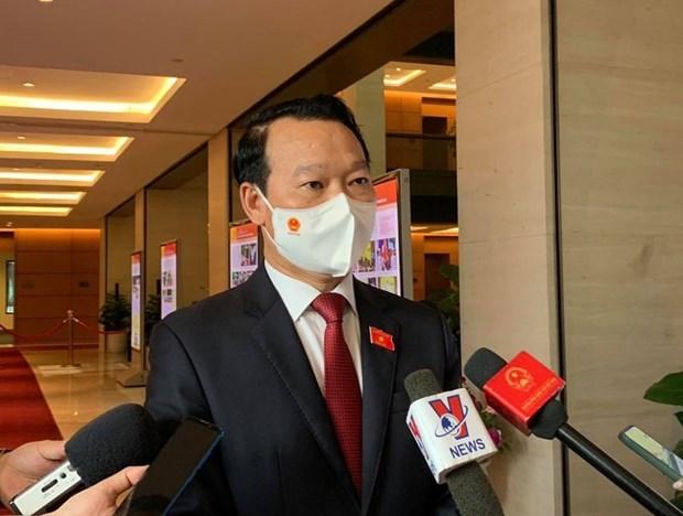 越南国会代表对新任期领导班子寄予厚望 hinh anh 1