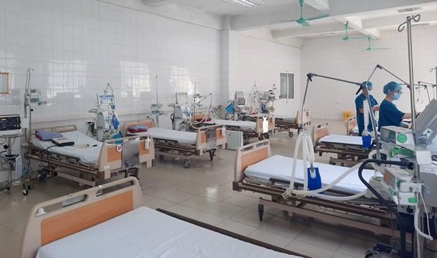 河内市制定为收治新冠肺炎患者准备5000张病床方案 hinh anh 1