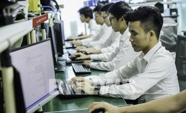 2021年越南十大高科技公司排名出炉 hinh anh 1