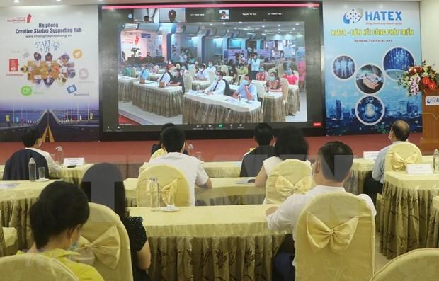越南与日本企业促进跨平台技术对接 hinh anh 1