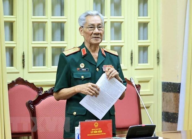 越南国家主席:知恩图报、缅怀先烈是越南民族饮水思源传统 hinh anh 2