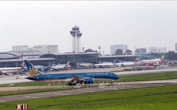 从7月22日起河内—胡志明市航线班次降至每日两班 hinh anh 1