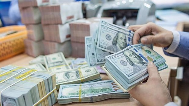 7月22日上午越盾对美元汇率中间价继续下调4越盾 hinh anh 1