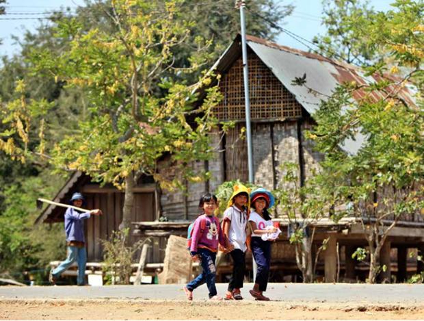 莫亮村—莫农族文化保留之地 hinh anh 1