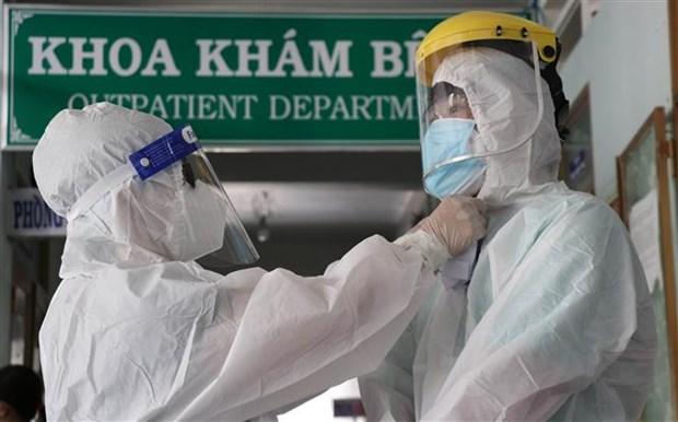 23日上午越南新增3898例本土新冠状肺炎确诊病例 hinh anh 1