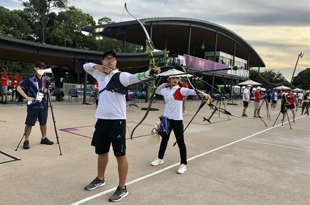 2020年东京奥运会:越南体育代表团开启奥运会征程 hinh anh 1