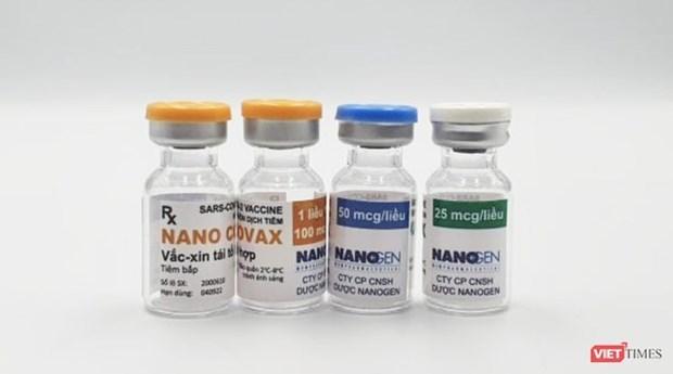 尽快完善有关紧急批准使用新冠疫苗Nanocovax的文件 hinh anh 2