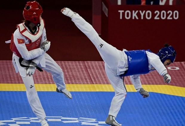 2020年东京奥运会首个比赛日正式开始 越南羽毛球队取得奥运会开门红 hinh anh 2