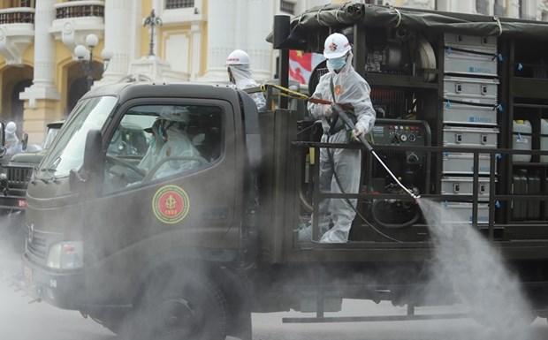 政府总理决定追加1.5万亿越盾来防控新冠疫情 hinh anh 1