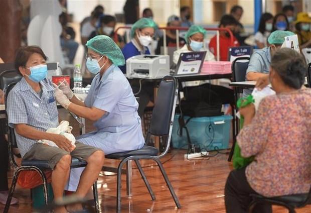 东南亚新冠肺炎疫情:泰国确诊病例数超50万 印尼继续延长紧急限制令 hinh anh 1